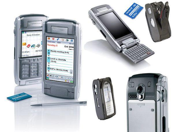 Телефон Sony Ericsson P910i