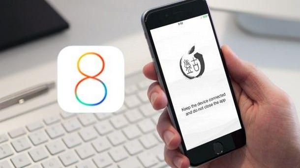 джейлбрейка iOS 8 - 8.1