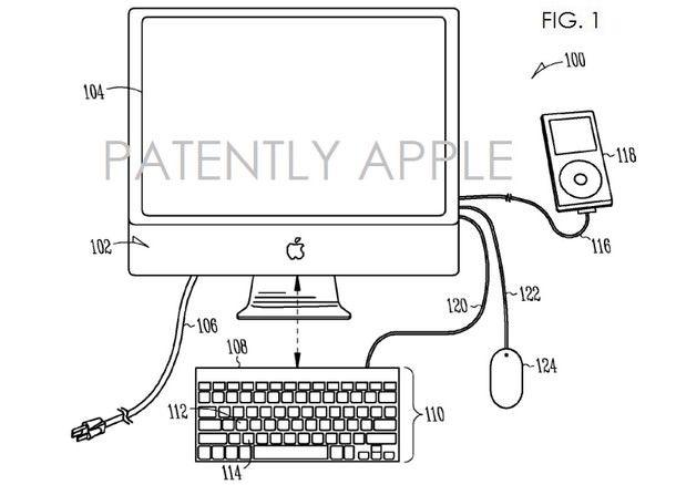 Патент Apple о применении экологически чистого огнестойкого материала