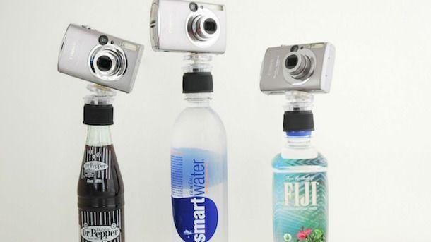 Штатив для камеры для бутылку