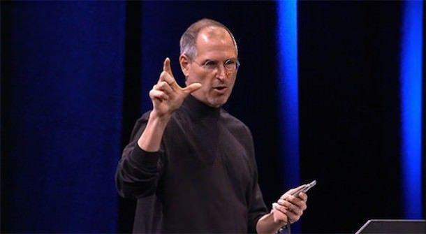 Стив Джобс iPhone 6