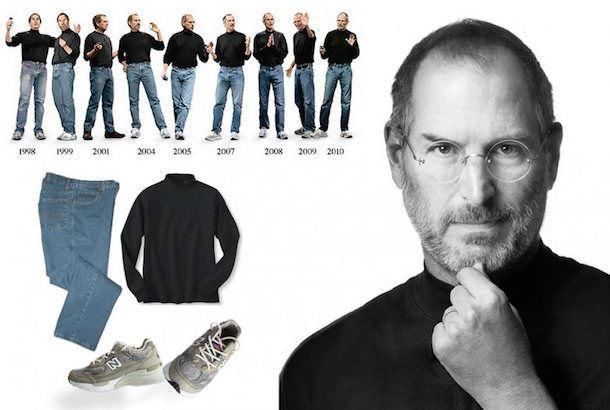 Одежда Стива Джобса