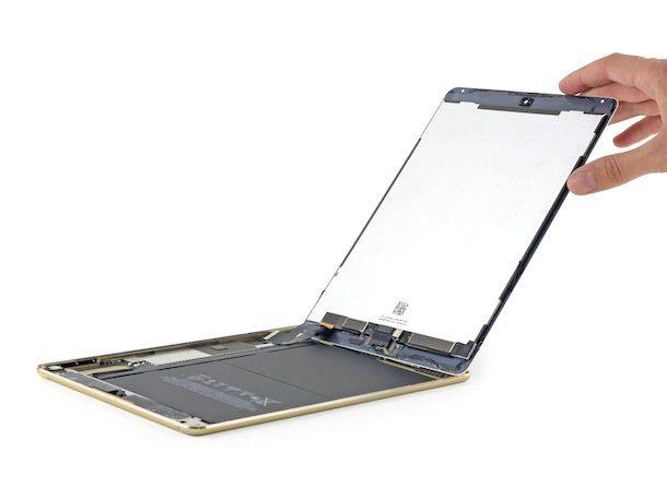 iPad Air 2 разборка teardown ifixit