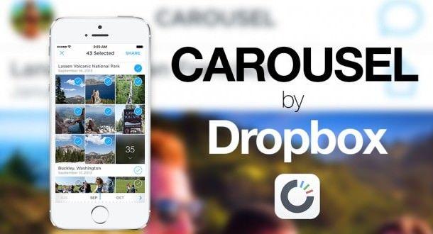Carousel by Dropbox