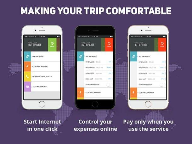 ComfortWay Travel Case