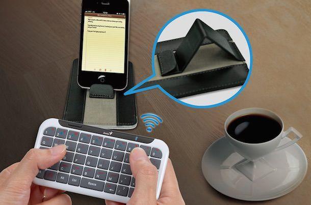Genius keyboard клавиатура для iphone и iPad