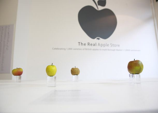 Настоящий Apple Store