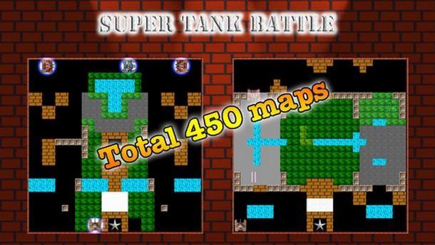 Super Tank Battle