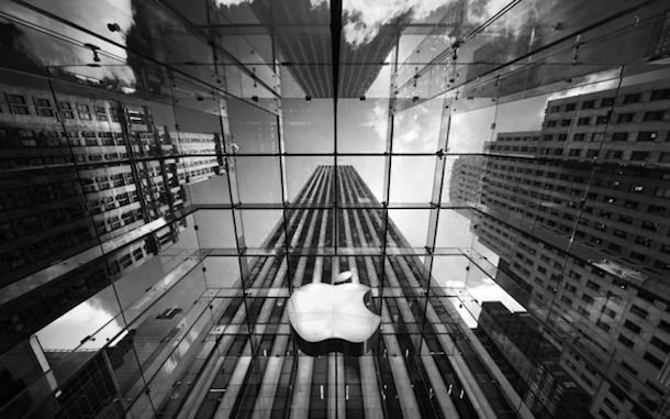 Apple бизнес