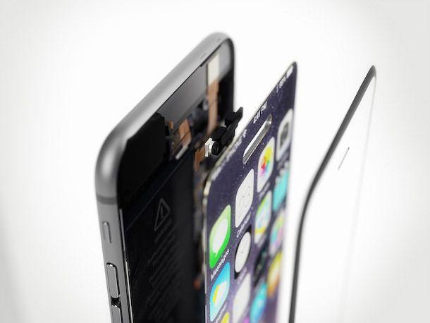 Концепт iPhone 7 от Мартин Хаейк