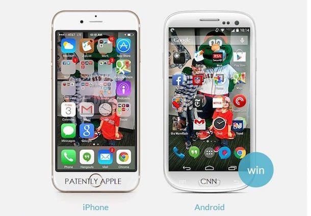 Работа с приложениями в iOS и Android
