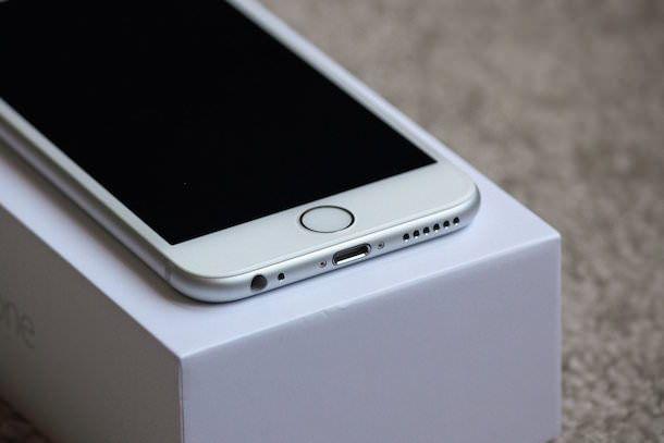 iPhone 6 Plus время работы
