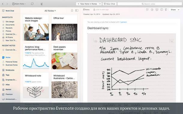 Новый Evernote 6 для Mac-2