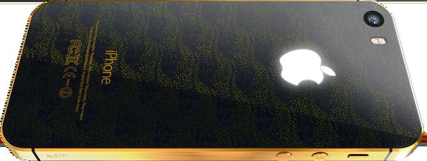 iPhone 5s Pure Gold от Feld & Volk