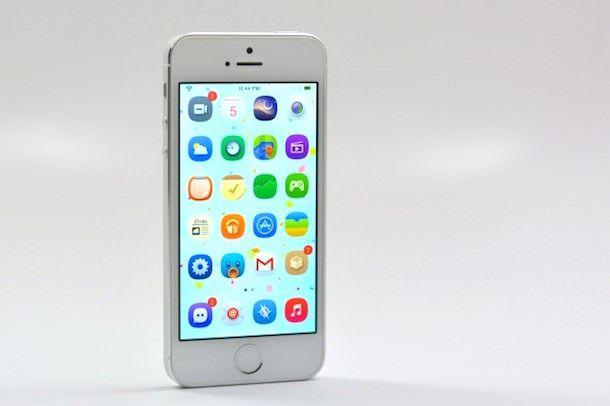 Темы для iPhone