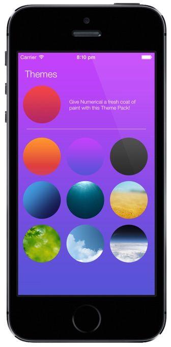 Калькулятор Numerical для iPhone и iPad-3