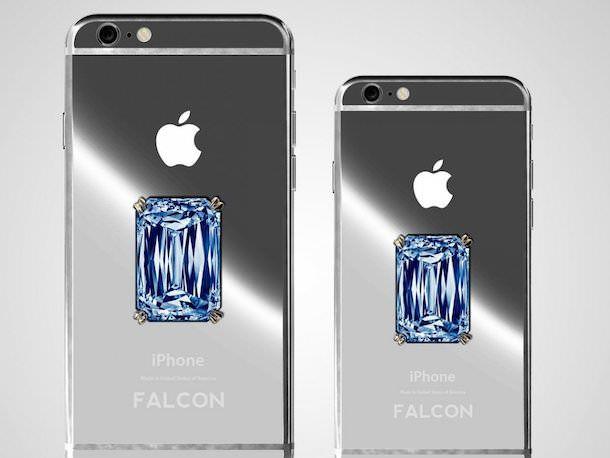 Самый дорогой iPhone 6 в мире от Falcon-2