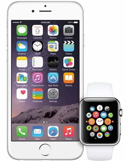ios 8.2 iwatch apple