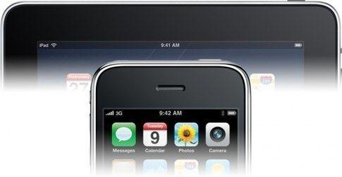время на iPhone и iPad