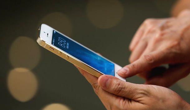 iphone 5s пользователь