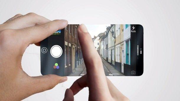 iPhone может получить 3D-дисплей