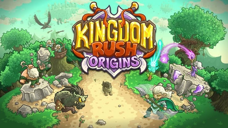 Игра Kingdom Rush Origins для iPhone и iPad