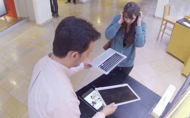 Lenovo yoga против Mac Book Air