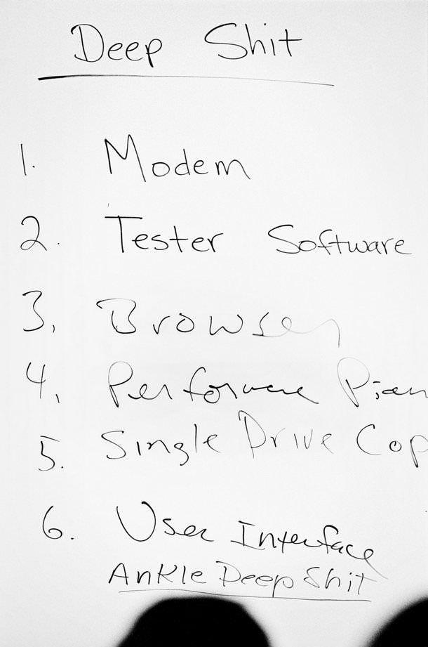 Список нерешенных задач