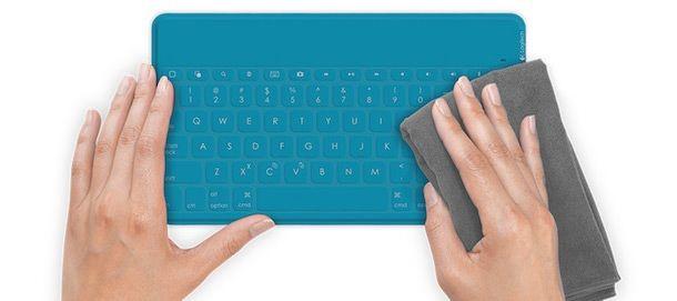 Клавиатура Logitech Keys-To-Go для iPad-3