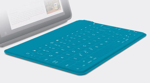 Клавиатура Logitech Keys-To-Go для iPad-6