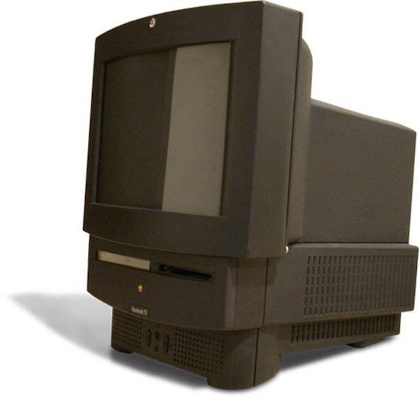 Телевизор-компьютер Apple
