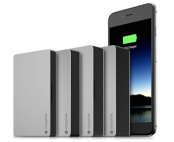 mophie powerstation plus - зарядное устройство для iPhone