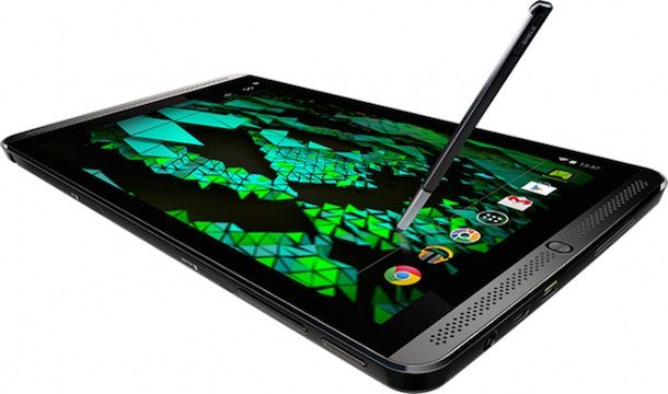 nexus2cee NVIDIA SHIELD Tablet stylus