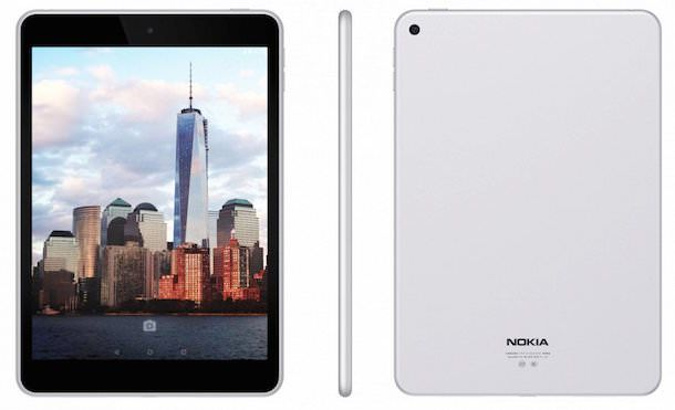 Android-планшет Nokia N1