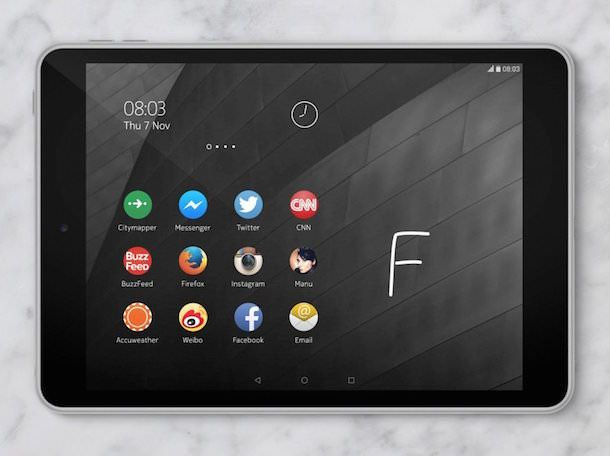 Android-планшет Nokia N1-2