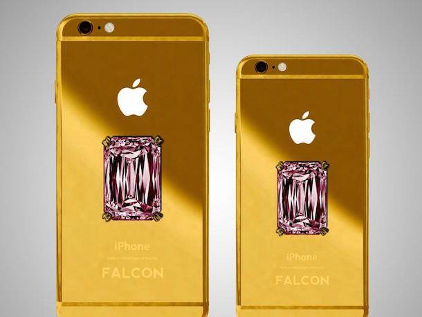 Самый дорогой iPhone 6 в мире от Falcon