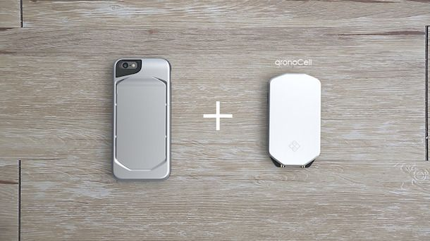 qronoCase - чехол для The iPhone 6