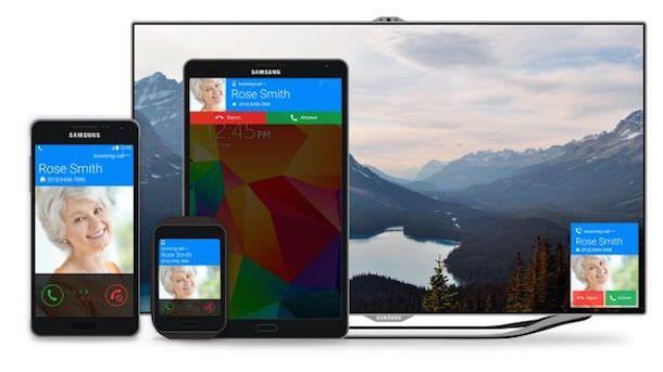 Samsung Flow - аналог Apple Continuity