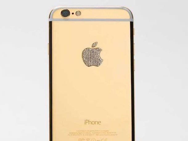 Lux iPhone 6 от Vrikk