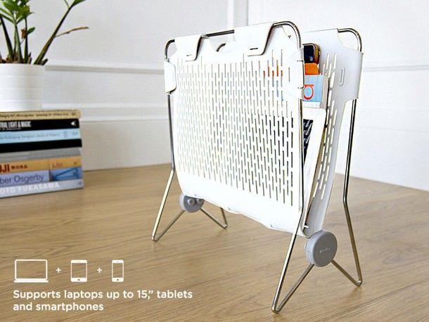 Tuck Device Rack