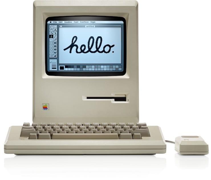 1984 Macintosh