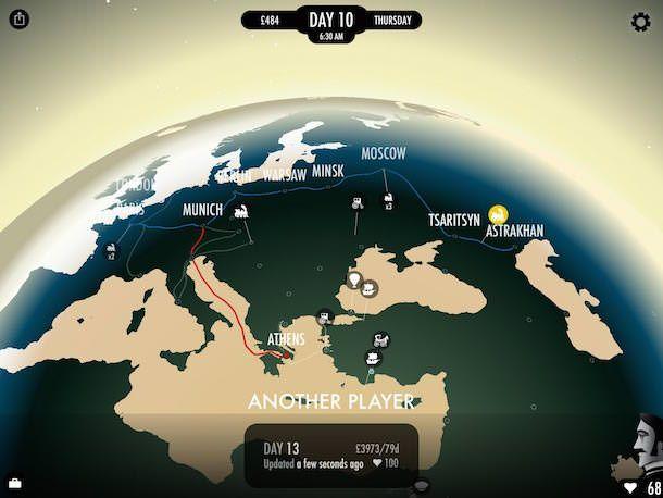 80 days - игра для iPhone и iPad