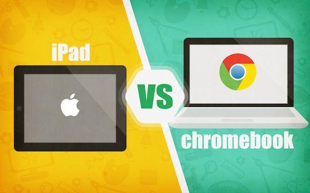 iPad vs. Google Chromebook