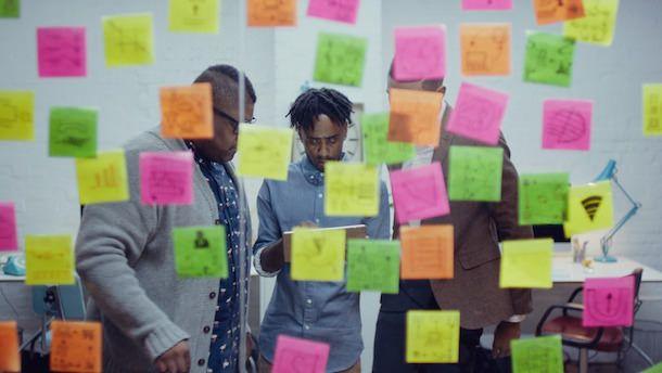 Кадр из ролика Change