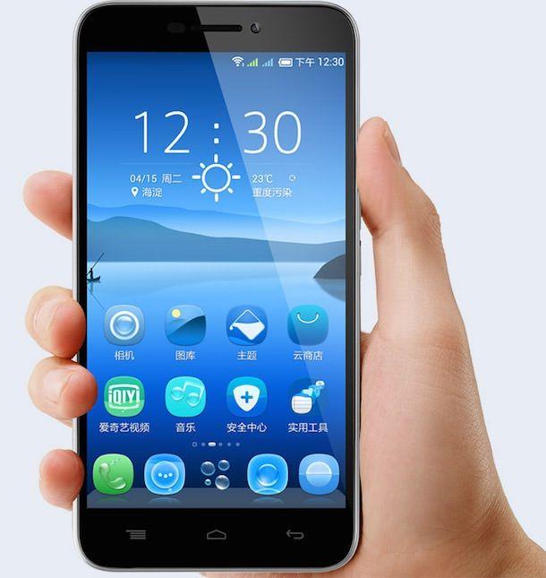Digione клон iphone 6 из Китая