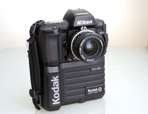 фотоаппарат Kodak DCS 420