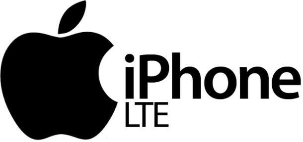 LTE-iPhone-logo