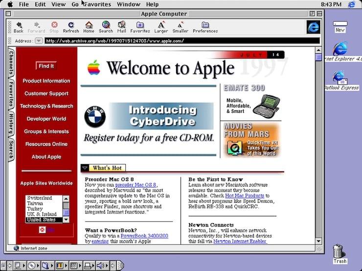 System 8 (1997)