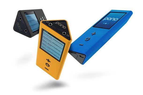 Pono Portable music Player Neil Young