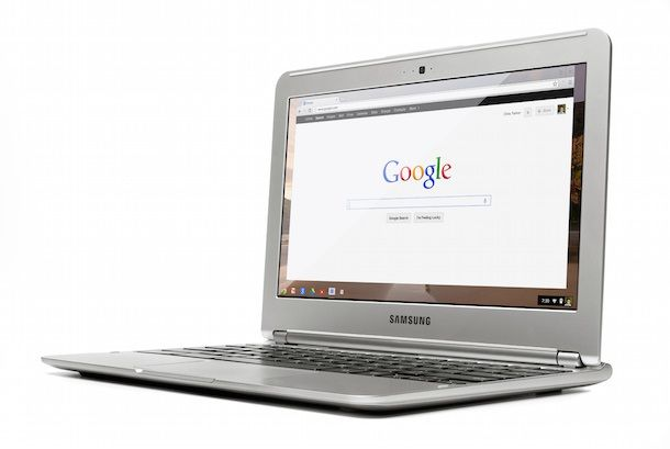 Chromebook от Samsung